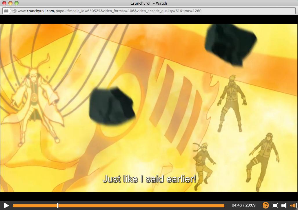 Naruto Shippuden Episode 363… \( – -)! | The Reduction…