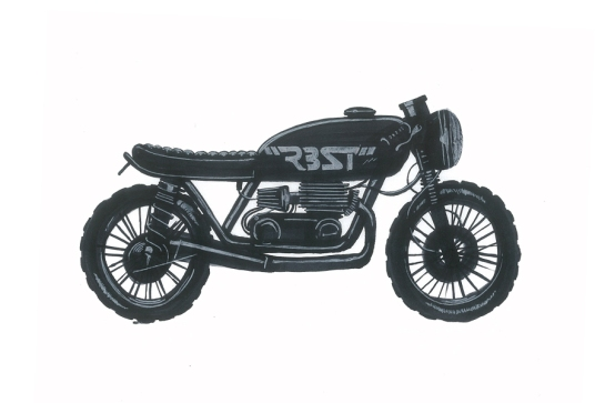 rbst_caferacer_silhouette