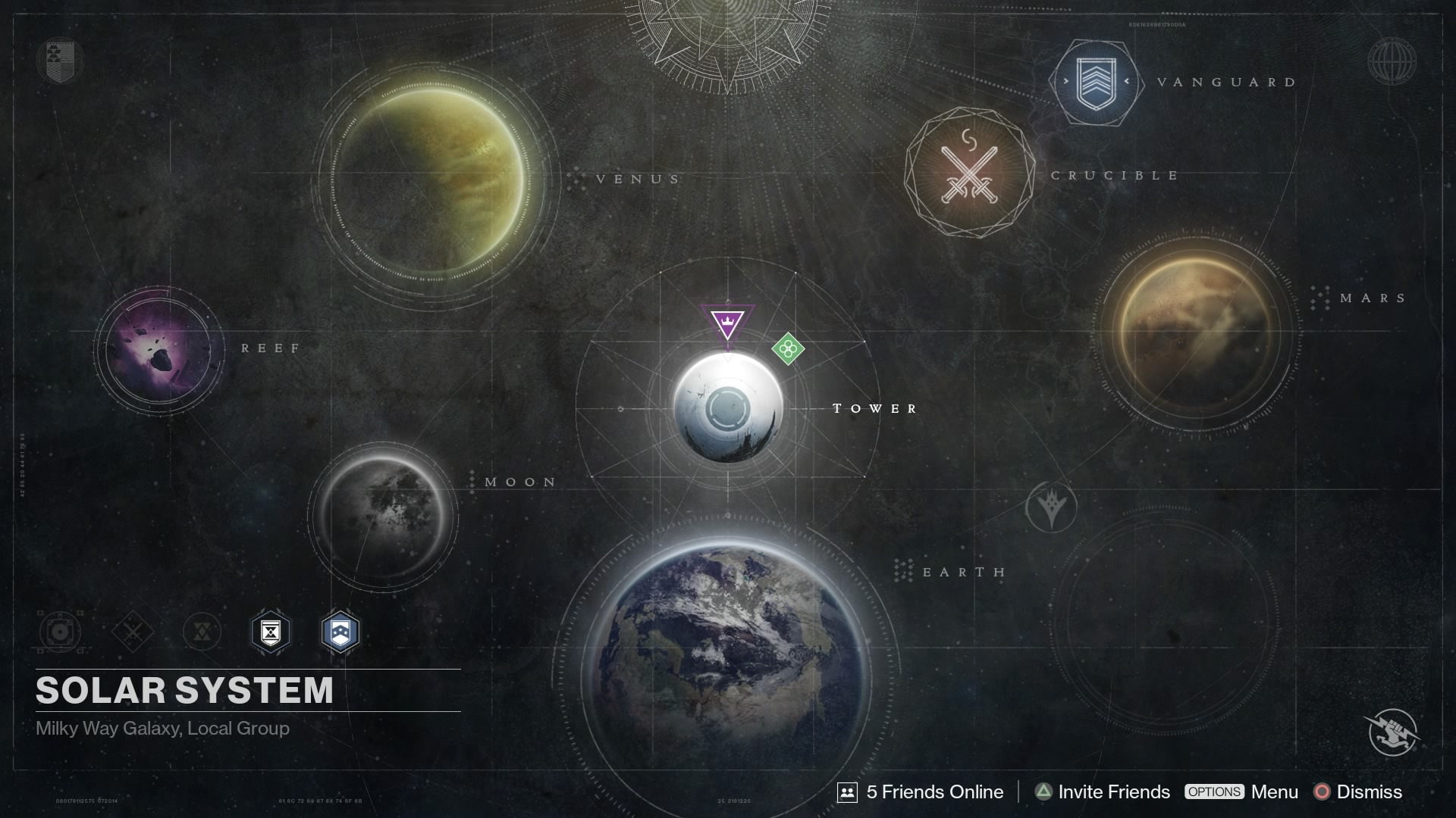 solar system my eco map - photo #19